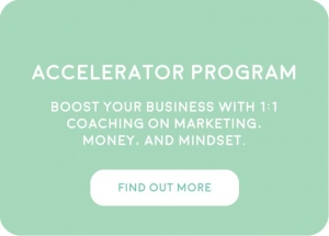 female entrepreneur accelerator program