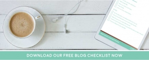 free download blog checklist for seo