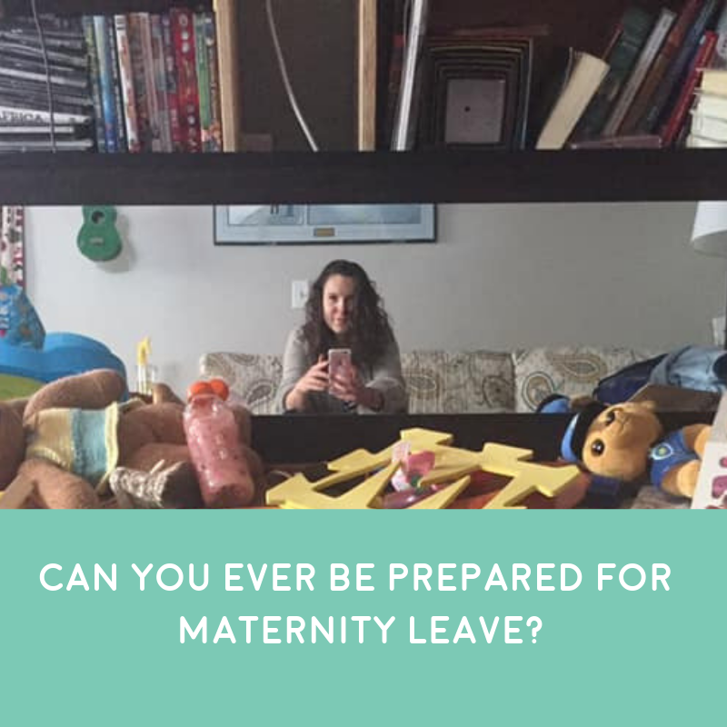 5 Tips for planning maternity leave when you run your own
