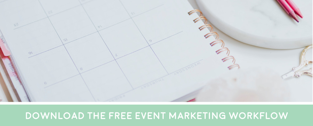 event marketing checklist download buton