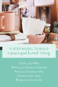 what is a brand story