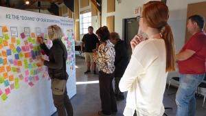 Community engagement day for the City of Whitehorse, Yukon, Canada